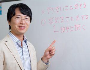 大阪ワイズ就活塾塾長松原